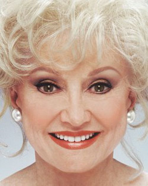 Phyllis Diller (July 17, 1917 — August 20, 2012)
