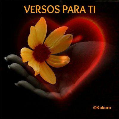 VERSOS PARA TI…un poema de Francisco Pelufo Martínez ©Kokoro http://kokoroalmapoesia.blogspot.com.es/2015/09/versos-para-ti.html
