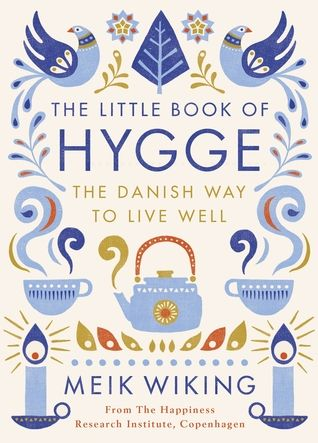 the little book of hygge book cover