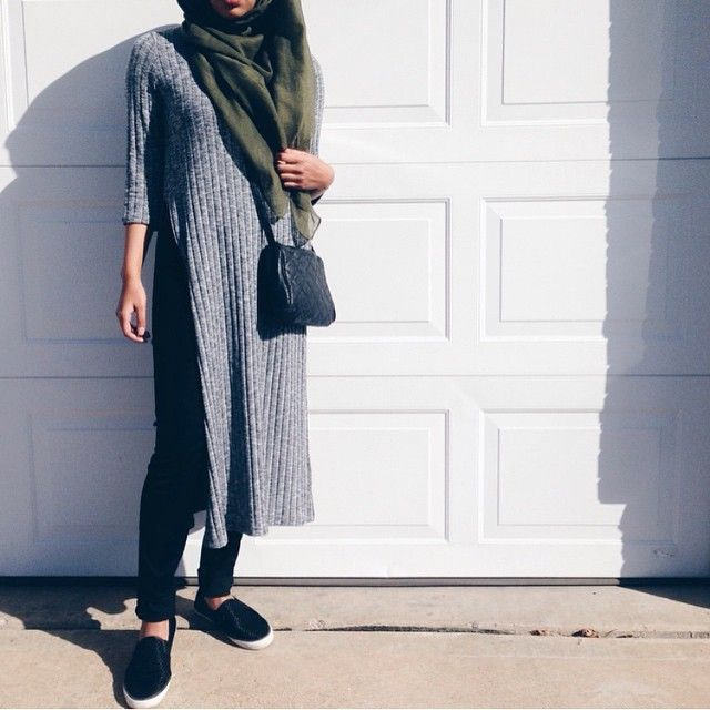 via instagram @hijabfashion