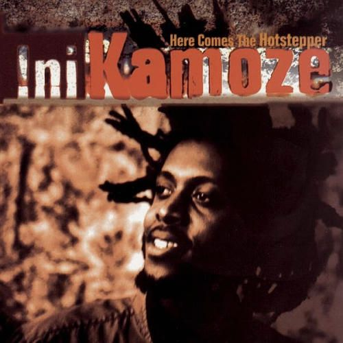 Here Comes The Hotstepper - Ini Kamoze (Columbia) No. 4. (1995) Peter Kay's Car Share Series 1