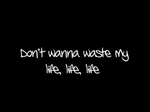Lecrae - Don't Waste Your Life - Lyrics Lecrae - Don't ...