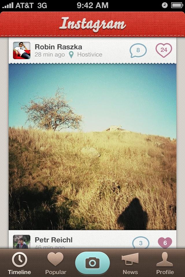 pseudo instagram