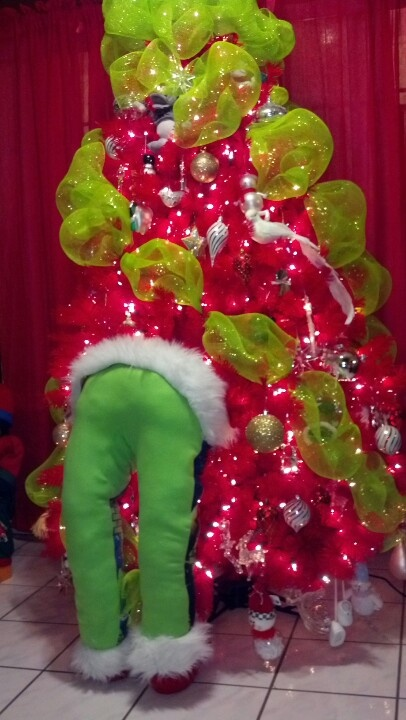 How The Grinch Stole Christmas At My House Christmas