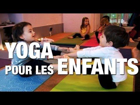 Dès l'âge de 3 ans, les enfants peuvent pratiquer le yoga de façon ludique dans des cours conçus spécialement pour eux. Construite autour d'une histoire imag...