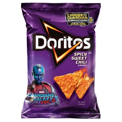Doritos Spicy Sweet Chili Chips 10oz : Target