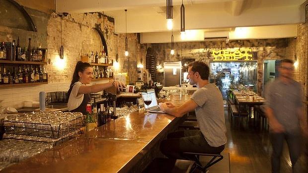 The Meatball & Wine Bar.