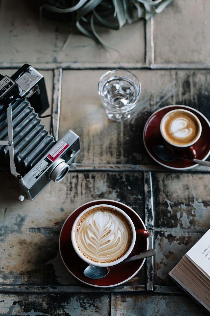 Best Coffee Shops - Portland city guide @wildblueyonder