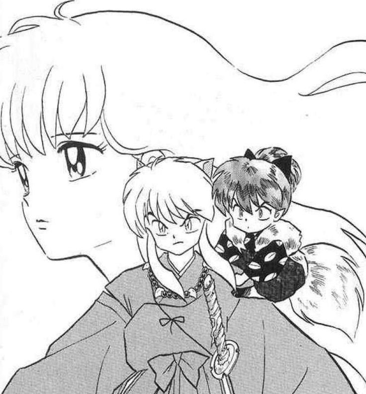 1000+ Images About Inuyasha On Pinterest