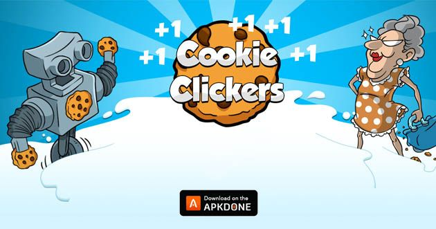 Cookie Clickers Mod Apk 1 45 30 Unlimited Money For Android