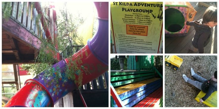 St. Kilda Adventure Playground
