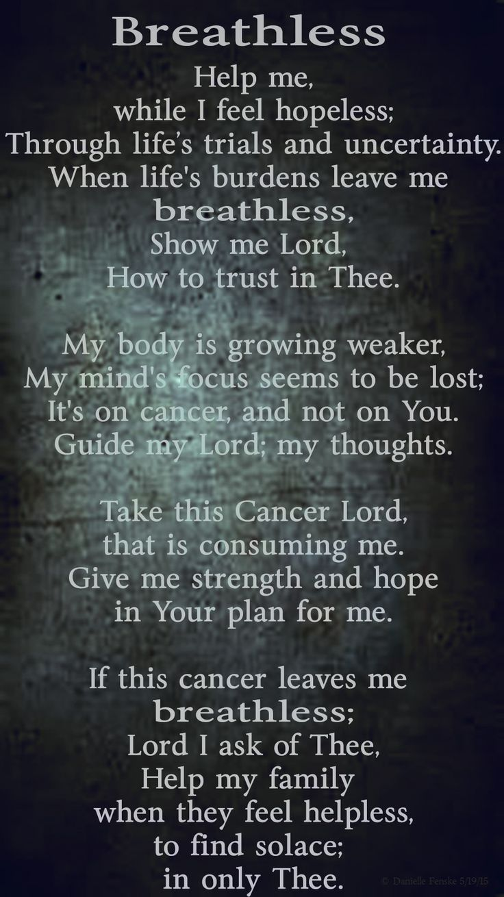 Cancer warriors prayer. GBM Brain Cancer, Stomach cancer ...