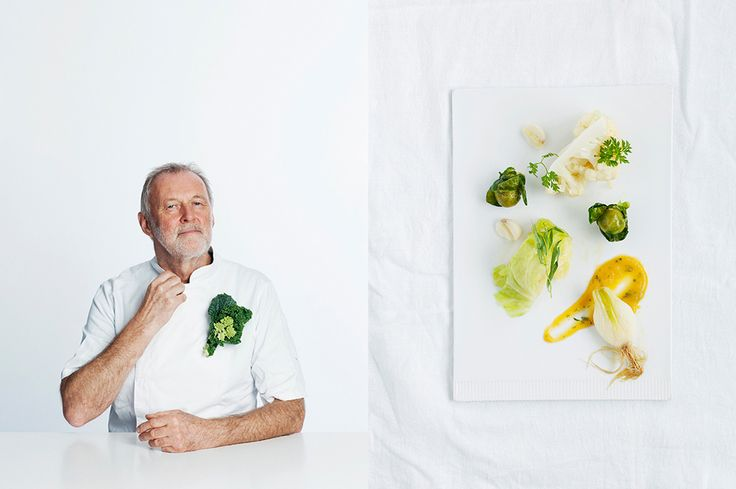 THE ART OF A MEAL. Erwin Lauterbach at Lumskebugten. Photography: Marie Louise MUnkegaard.