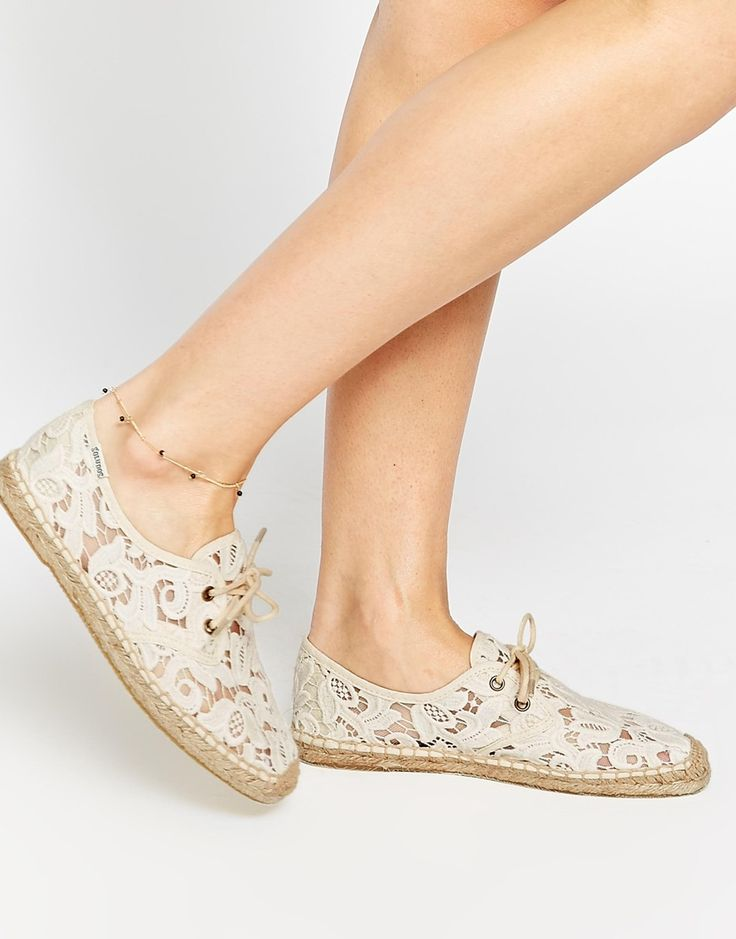 Soludos+Derby+Lace+Up+Ivory+Tulip+Lace+Espadrille+Flat+Shoes