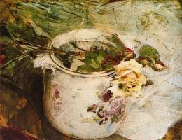 Джованни Больдини. Желтая роза
