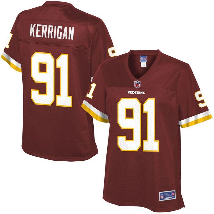 NFL Pro Line Women's Washington Redskins Ryan Kerrigan Team Color Jersey