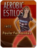 Video Clase AERÓBIC LATINO CON PAULA #1402 http://blgs.co/LCIXH8
