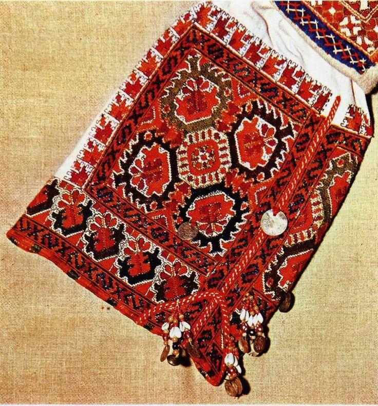 Makedonija - embroidery