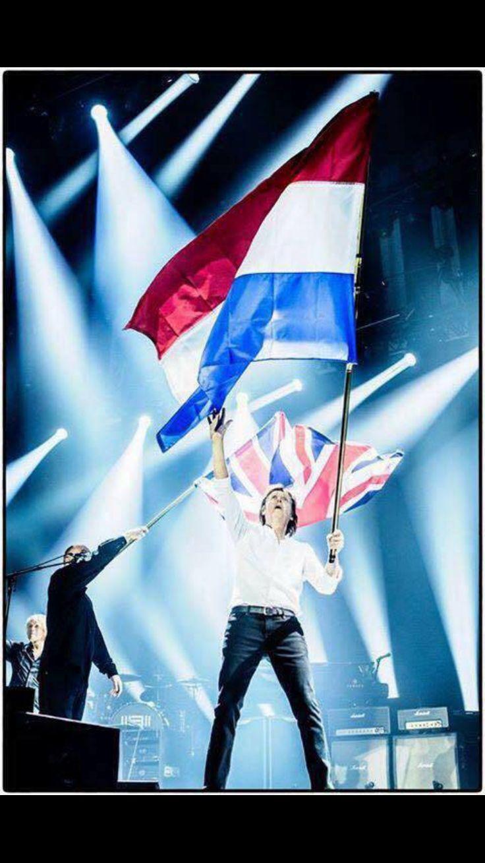 Sir Paul MacCartney @ zigggodome Amsterdam 2015