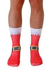 Santa Boots Crew Socks – Living Royal