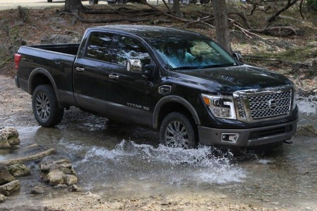"Nissan Trucks Roar into the Outdoors Market - TITAN XD Wins ""2015 Truck of Texas"" Award"