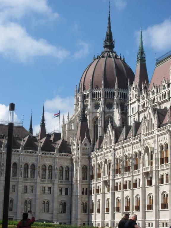 Hungary Houses of Parliament #Hungary #Europe #TravelWithFS