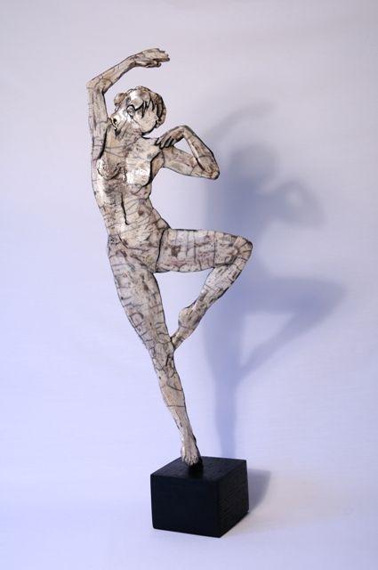 """""""Starting the Dance"""" - Karen Elizabeth Vaughan"""