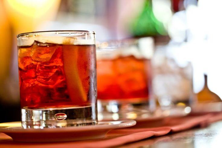 Creato circa un secolo fa, a dispetto del nome, è un #cocktail assolutamente italiano...#Americano
