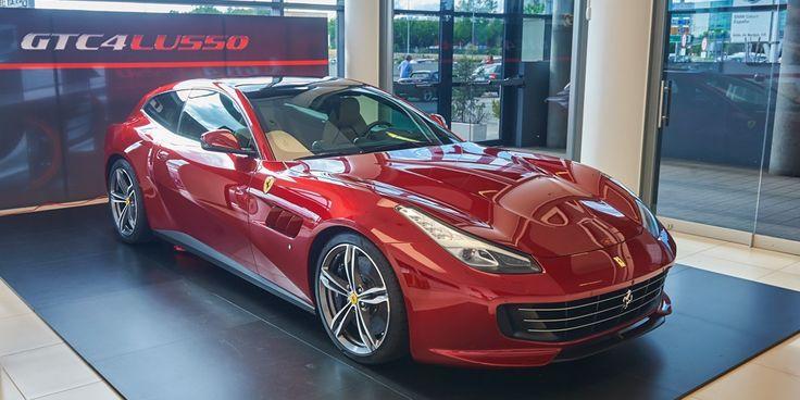 Parece algo propio de la ciencia ficción tratandose de una firma dedicada única y exclusivamente a modelos deportivos de altas prestaciones. Sin embargo, el SUV de Ferrari cada día esta más cerca.