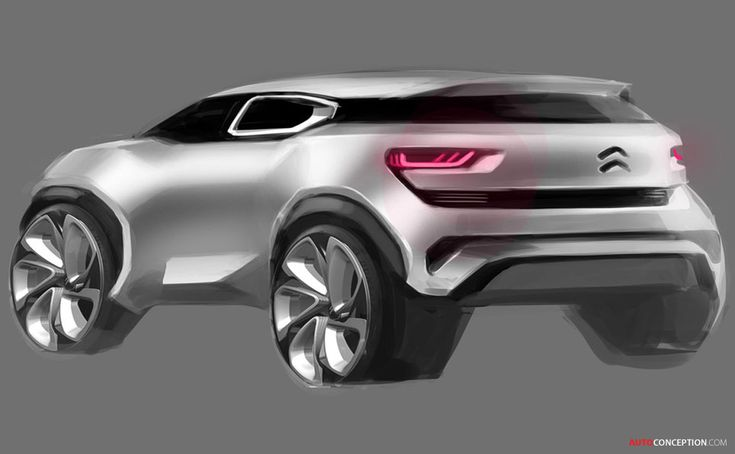 Citroën Aircross Concept to Debut at Shanghai Motorshow