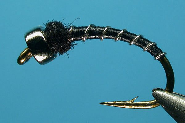 Zebra Midge Fly Fishing Flies Trout Fly Fishing Fly Fishing Rods