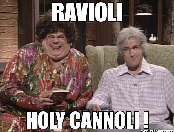 SNL..Chris Farley and Adam Sandler...