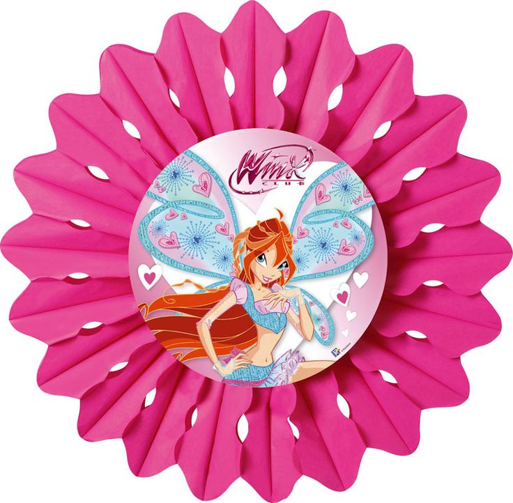 Winx Fairies Decoration