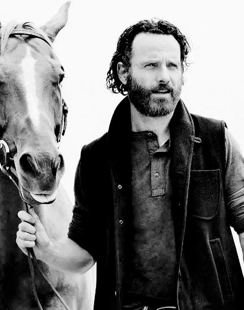 Happy Birthday to Andrew Lincoln, 41 today