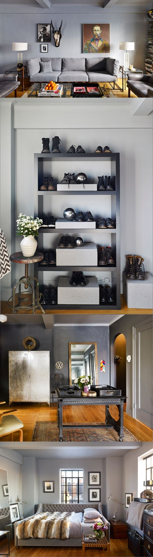 Nick Wooster's Awesome Apartment