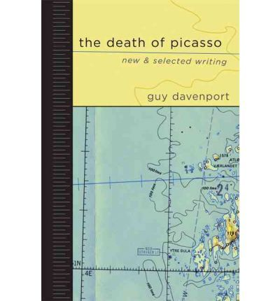 The Death of Picasso is a collection of 27 essays and stories written and compiled by the award-winning eclectic, provocative, and masterful writer, Guy Davenport. This is a stunning and readable selection of the pieces he feels best represent his career. The result is exciting and invigorating, truly a testament to one of the finest prose masters at work today.