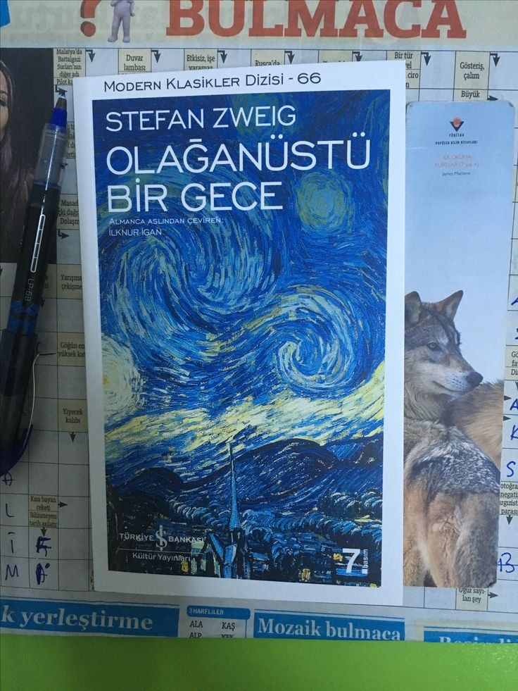 Stefan Zweig-olağanüstü bir gece