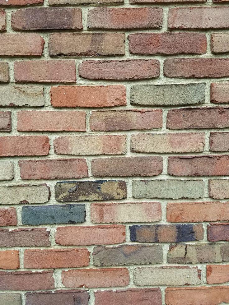 The Sylvania House S Brick What Color Is It Orange