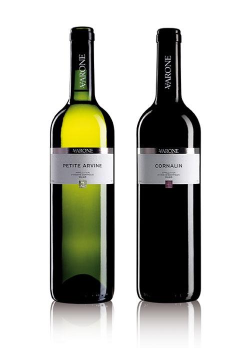 OCTANE communication | Varone Vins  #wine #label #design #packaging