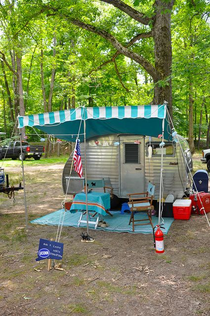 17 Best Images About Vintage Campers Travel Trailers On