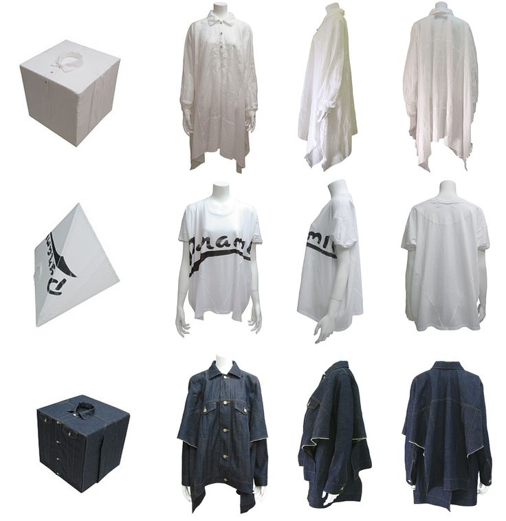 "2009 S/S COLLECTION ""○△□"""