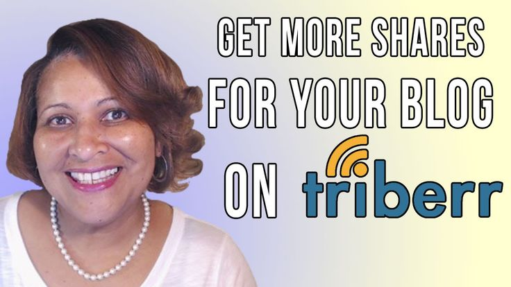 Optimize your posts in the stream on Triberr with the featured image to get more social shares and pins on Pinterest