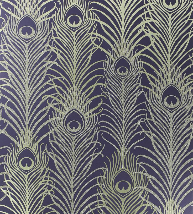 Interior Trends, Oriental Bloom | Peacock Wallpaper by Osborne & Little | Jane Clayton