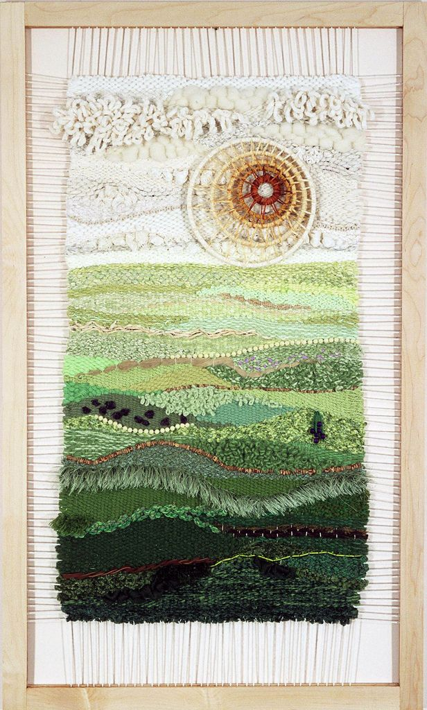 Meadow | Flickr - Photo Sharing! AMAZING fiber art on this site!!!