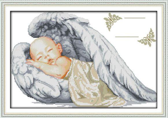 Little Angel cross stich patterns