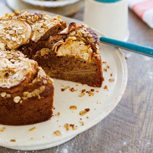 Appel-kaneel-havermouttaart- Jamie Oliver (jamiemagazine.nl/appel-kaneel-havermouttaart)