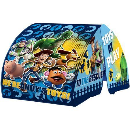 Toy Story Bed Tent, Green