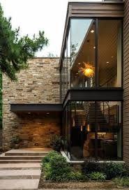 Resultado de imagen para fachadas de casas rusticas modernas