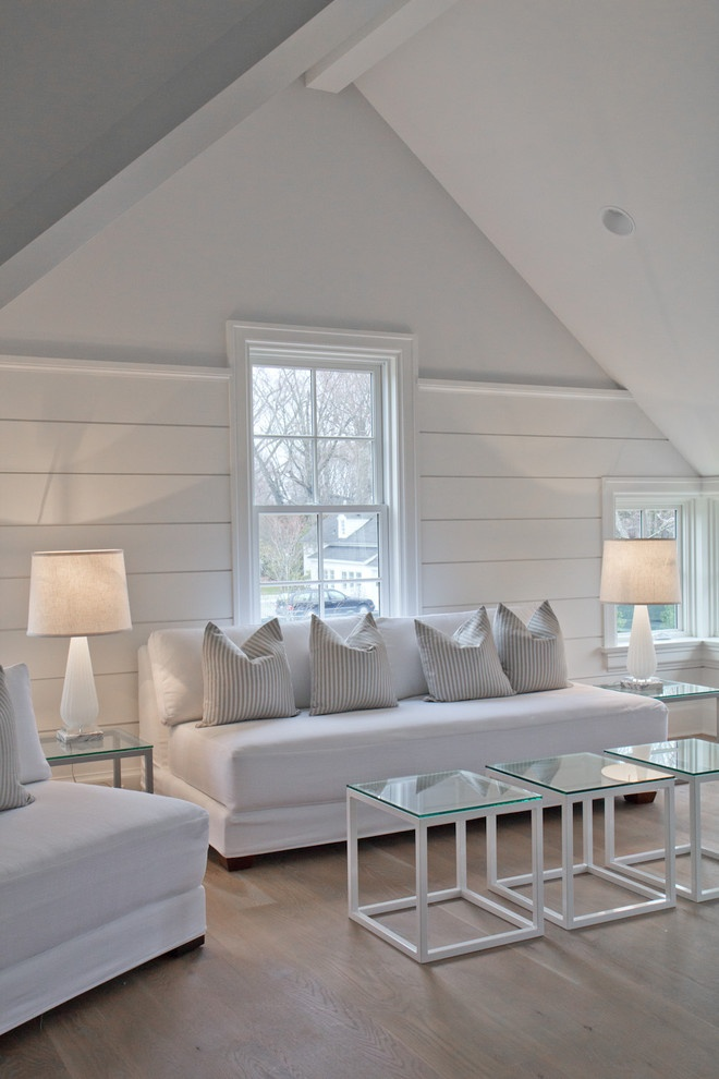 Vicente Burin Architects - contemporary - family room - new york - Vicente Burin Architects