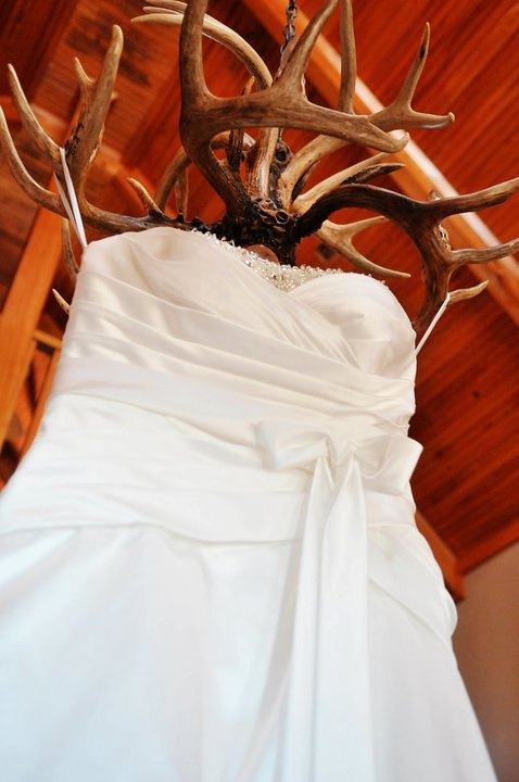 SOUTHERN WEDDING DRESS HANGER